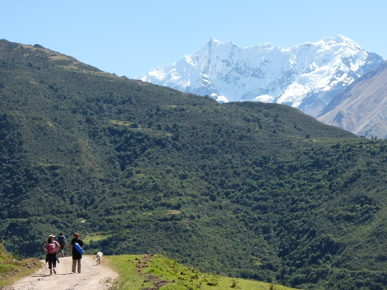 chemin-premier-jour-salkantay-trek