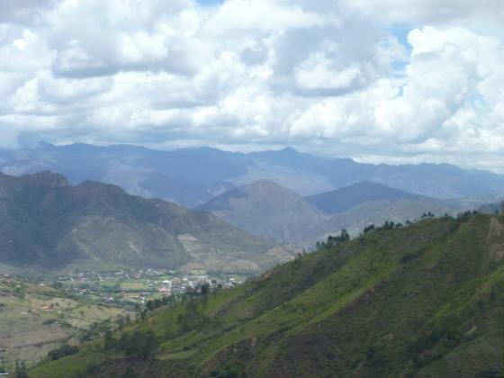 parc-podocarpus-hauteur-de-vilcabamba